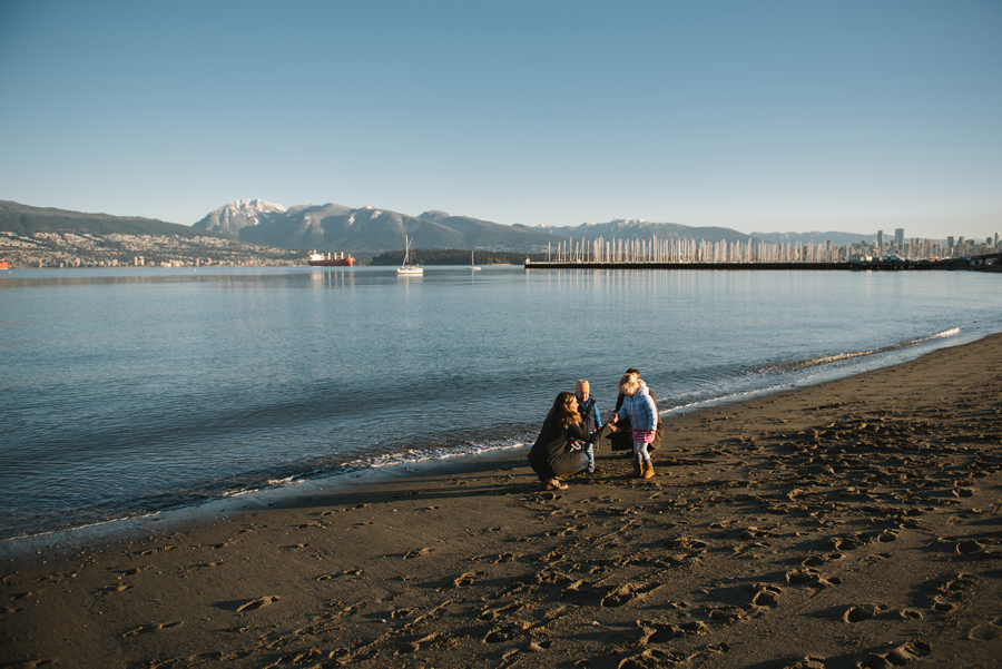 vancouver family photographer jericho beach