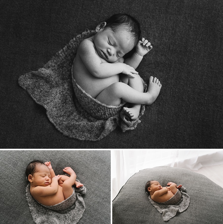 newborn photographer vancouver studio