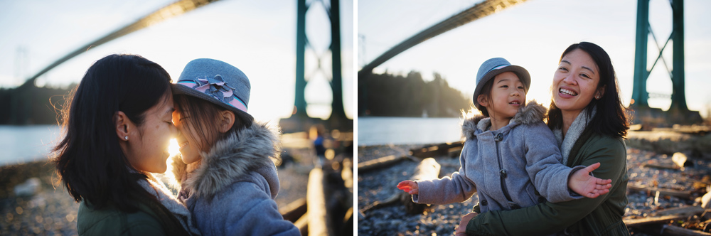 West Vancouver Family Photographer