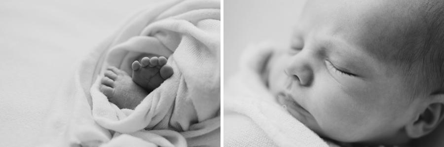Spring Newborn Baby Vancouver