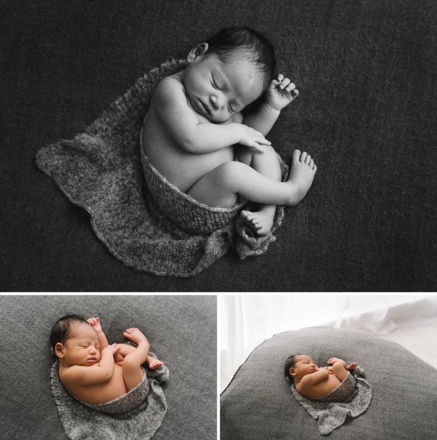 newborn photographer vancouver studio